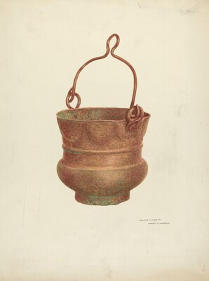 Holy-Water Bucket
