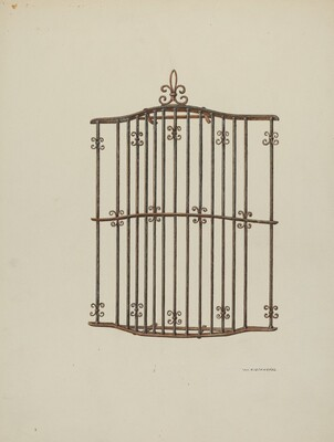 Iron Grille