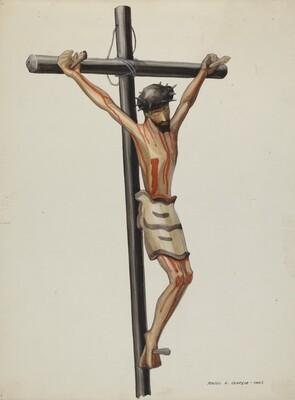 Bulto, Crucifix