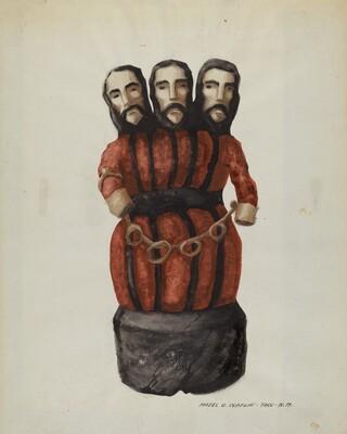 Bulto:Holy Trinity