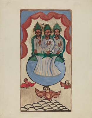Retabla of the Trinity