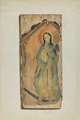 Santo (Lady of Guadaloupe)