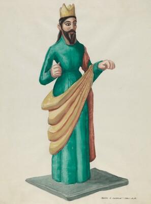 Archangel Bulto