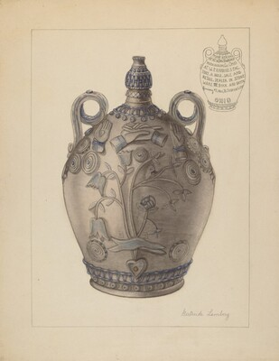 Jug with Stopper