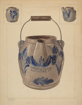 Jug for Batter