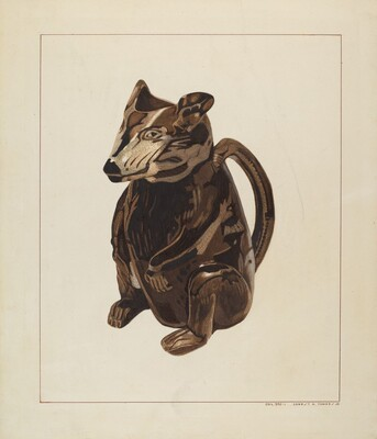 Possum Pitcher