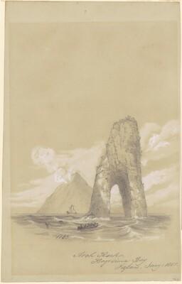 Arch Rock, Kagosima Bay, Japan