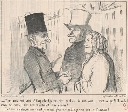 Tiens, mon ami, voici M. Chapoulard ...