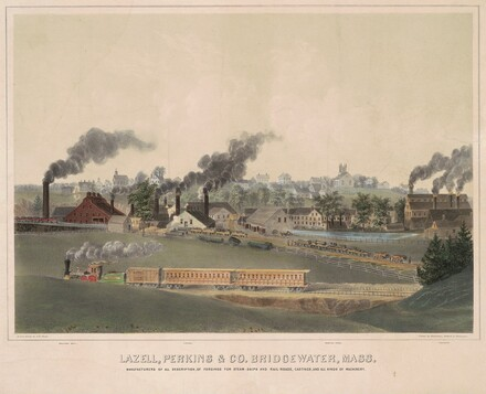 Lazell, Perkins & Co., Bridgewater, Mass.