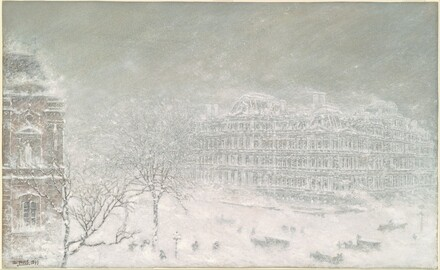 The Great Blizzard of 1899