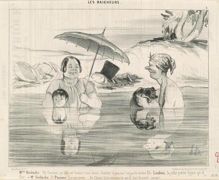 Mme Greluche: Oh Gustave, qu'elle est bonne!