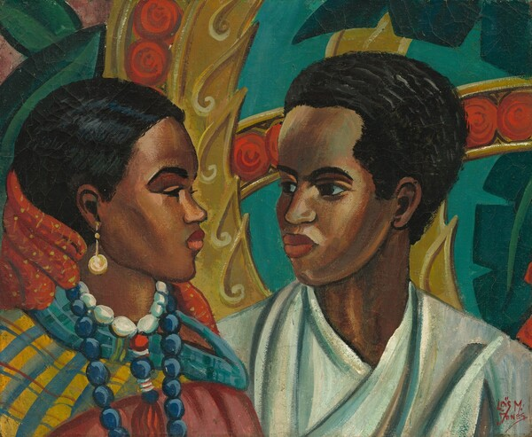 The Lovers (Somali Friends)