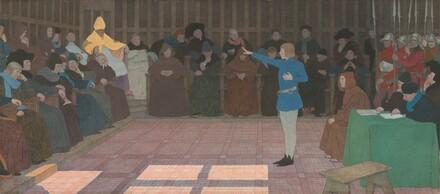 The Trial of Joan of Arc (Joan of Arc series: VI)