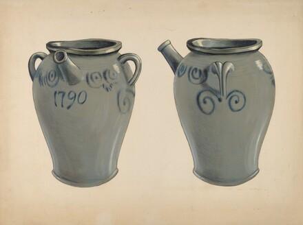 Batter Jar