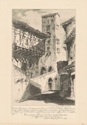 Cordes (Sketch)