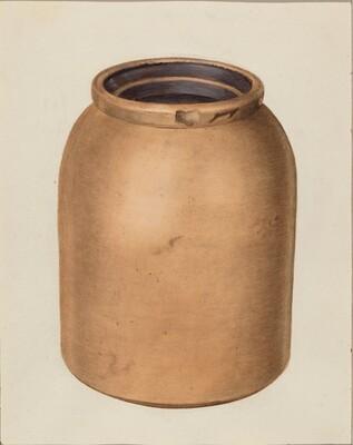 Two Quart Jar