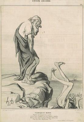 Télémaque et Mentor