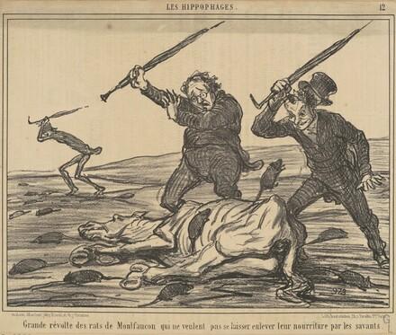 Grande révolte des rats de montfaucon ...