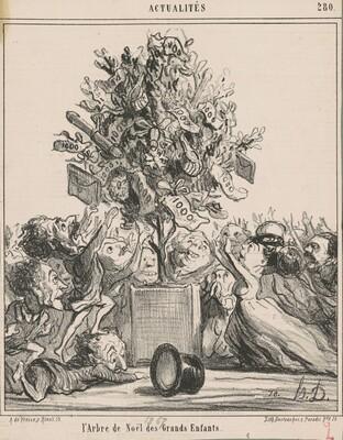 L'Arbre de Noël des Grands Enfants