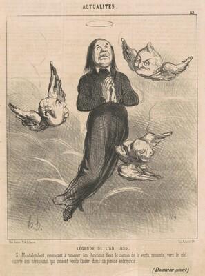 Lègende de l'an 1850