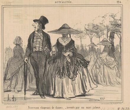 Nouveaux chapeaux de dames ...