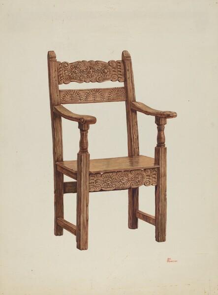 Chair (Arm)