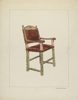 Sacramental Chair