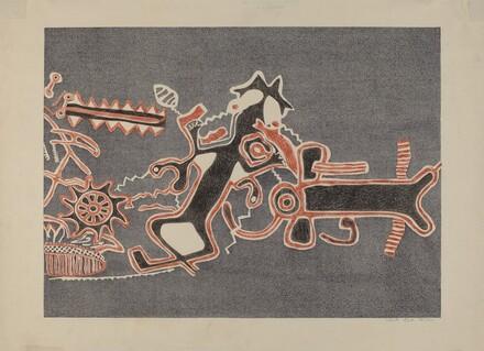 Petroglyph Design