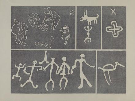 Petroglyph - Animal