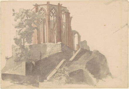 Cathedral Ruins, Bacharach