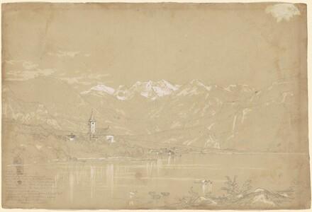 Lake of Brienz