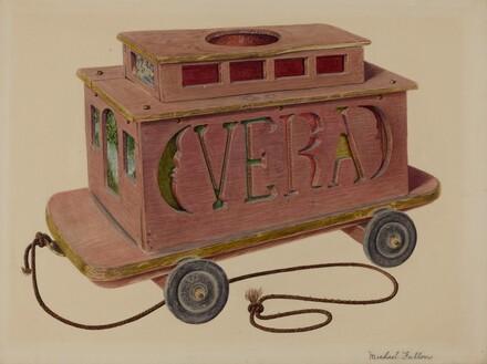 Toy Streetcar