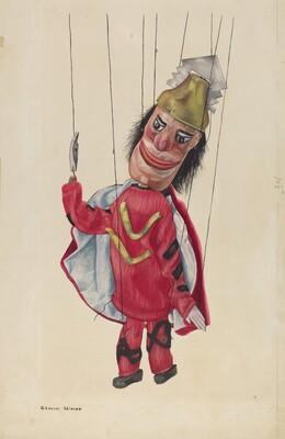 Marionette: King Saul