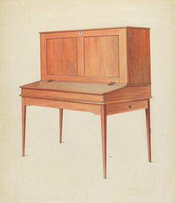 Shaker Desk