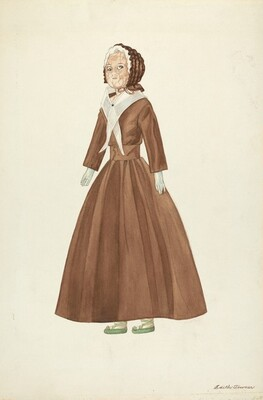 Doll: Betsey Paine