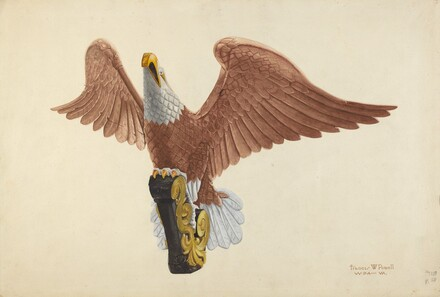 Eagle Figurehead