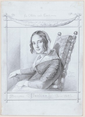 Pauline, the Wife of the Artist