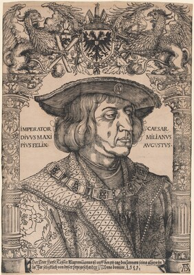 Emperor Maximilian I