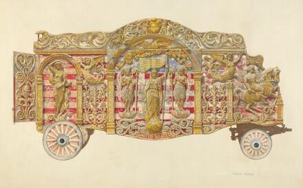 Circus Wagon