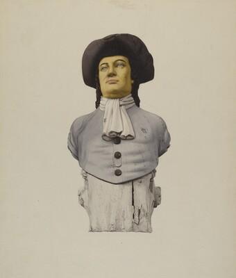 Figurehead: Quaker