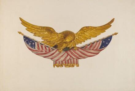Eagle Sternpiece