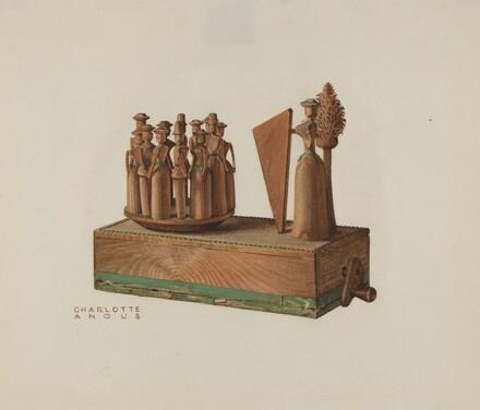 Pa. German Music Box