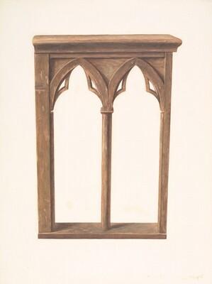 Altar Rail Gate