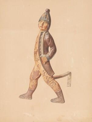 Andiron (Marching Hessian)