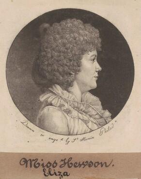 Eliza Hewson