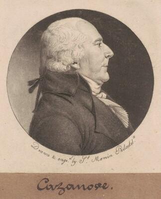 Théophile Cazanove