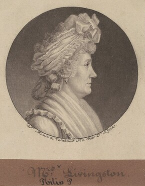 Sarah Johnson Livingston