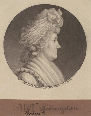 Sarah Johnson Livingston