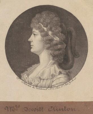 Maria Franklin Clinton
