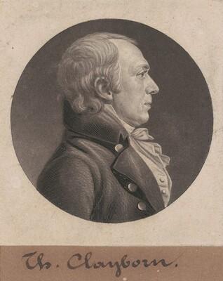 Thomas Claiborne